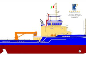 Coming into force of the contract for the design and knock down material package for SEMAR (Mexico)