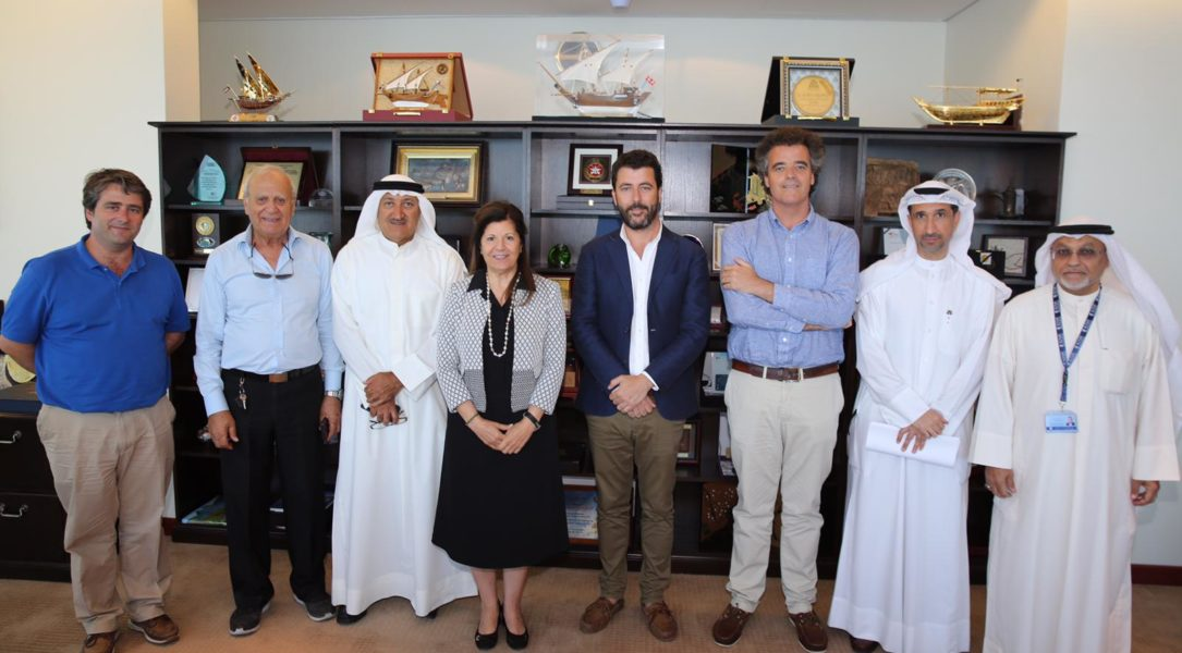 C.N.P.FREIRE, S.A (FREIRE SHIPYARD) delivers vessel  for Kuwait